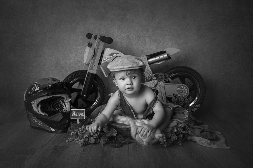 Baby motard